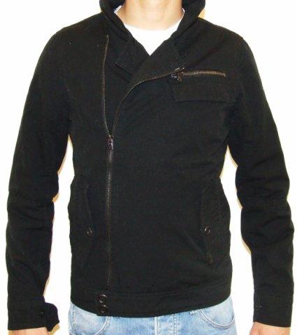 """Куртка-анорак чёрная  """"Pull & Bear """""""